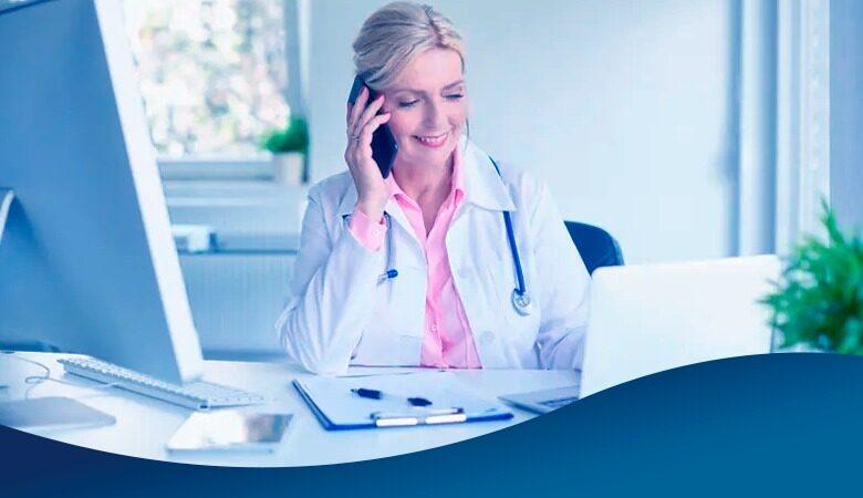 Agenda médica organizada
