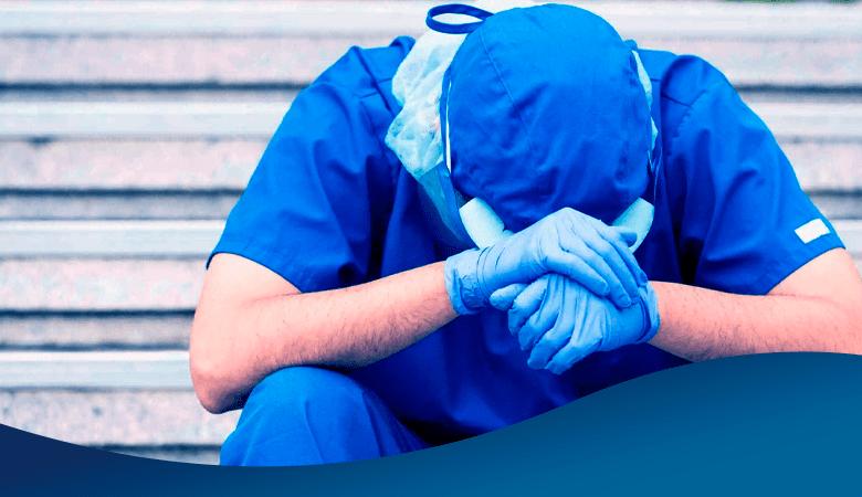 Profissionais da saúde e a pandemia